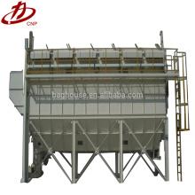 Máquina de remoção de poeira de filtro de saco de cimento industrial