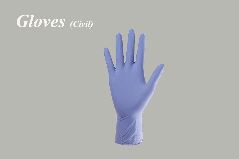 Gloves-purple