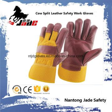 Rindsleder Möbel Leder Arbeit Hand Sicherheit Industrie Handschuh