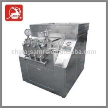 homogénéisateur 2-étapes pour jus de mangue, pression 25/30Mpa