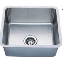 Topmount Durable Single Bowl Kitchen Wash Sink (KUS1917-N)