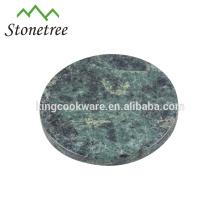 Posavasos de mesa de piedra de aislamiento nuevo ecológico