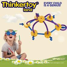 Plástico DIY tortuga niños regalos de juguete