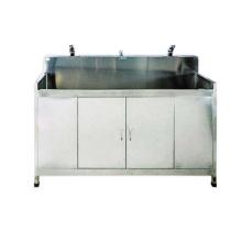 Stainless steel sensor wash basin