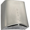 GS Ce RoHS Stainless Steel 304 High Speed Fast Dry Hand Dryer with 12cm Air Outlet