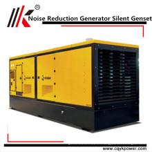 Generador silencioso de 500Kva mitsubishi generador diesel silencioso mitsubishi refrigerado por agua con avr
