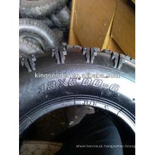 """pneu de carrinho 13 """"x500-6"""
