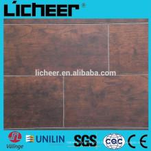 Plancher stratifié bon marché surface de plancher brillant