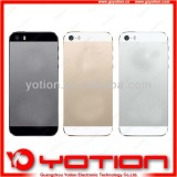 100% original for iphone 5s back cover housing replacement