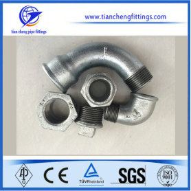 Italy Market Malleable Iron Pipe Fittings