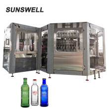 Automatic Carbonted Drink Beer Production Line Equipment