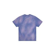 New Design Custom High Quality Crop Tops Oversize Tie Dye Cotton Women's T-shirts