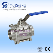 Industrial Socket Welded Ball Valve