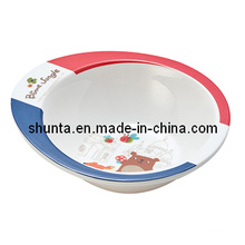 "100% Melamine Tableware- ""France Bear""Series Kid′s Rice Bowl (FB12115)"