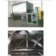 High Quality Industrial Factory for Slot Mixer Horizontal Ribbon Mixer export to Haiti Suppliers