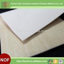 Nomex high temperature felt , Non woven neeldle punched Filter cloth