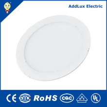 Ce UL Round 18W Ultra Thin LED Panel Lighting