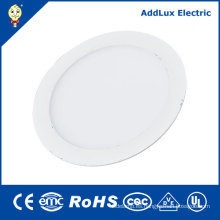 No Dimmable 18W SMD circular LED Panel de la lámpara