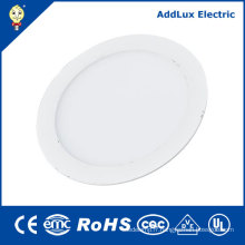 Lampe de table LED circulaire non dimmable 18 W SMD