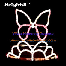 Hot Selling Halloween Crowns In Bat Shaped