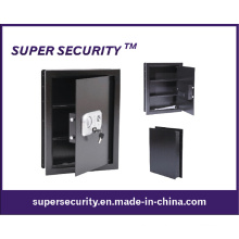 Fingerabdruck digitale Sicherheit Gun/Wall Safe (SMQ48)