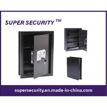 D'empreintes digitales numériques de sécurité Gun/mur Safe (SMQ48)