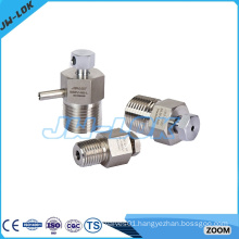 SS 316 bleed and purge valve made in China