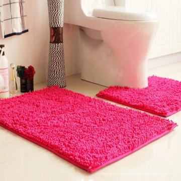 washable oversized anti slip toilet bath mats