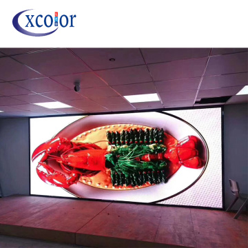 Indoor Fixed Installation Stage P2 Led Video Wall