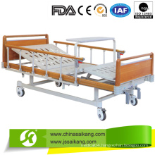 Useful 2 Cranks Economical Manual Hospital Bed with 2 Functions