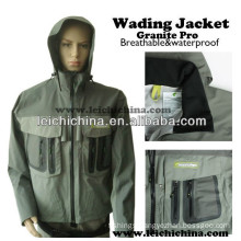 Superior Quality Waterproof Breathable Fishing Jacket