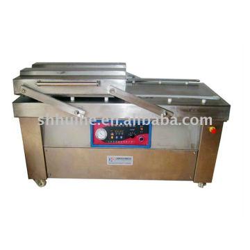 Hühnerpackmaschine mit Doppelkammer