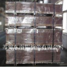 Folha de alumínio aa8011