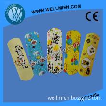 Custom and Designed Wound Plaster/Cartoon Adhesive Bandage/Cartoon Band Aid