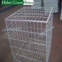 Anti-erosWelded Gabion Boxion ability Hot Dipped Galvanized