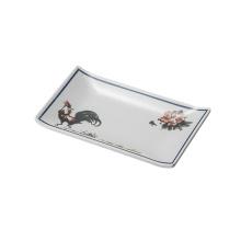 Melamin-Sushi-Platte / Melamin-Rechteck-Platte (4102)