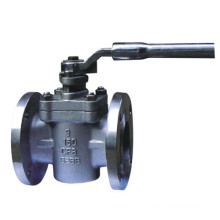 China Factory API Sleeve Flange Ss316 Plug Valve