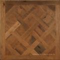 Дубовый Мозаичный Пол Пол Проектированный Лесной Узор Настил