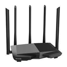 Dual Band Tenda AC7 router wifi five 5dBi wall penetration antennas 28nm wireless routers home AC1200 wifi router