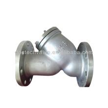 Filtro de aço inoxidável 304 Y