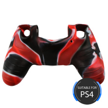 PS4 Joypad Silicon Sleeve case camouflage couleur