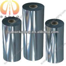 8 Mikron MPET Folie für Dämmstoffe
