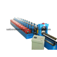 Stahl Silo Rack Roll Forming Machine