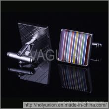 VAGULA Cuff Links Designer Colorful Cufflinks (Hlk31718)