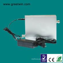 20dBm GSM WCDMA de doble banda amplificador de la señal del teléfono móvil (GW-20A-GW)