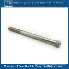Knurled Head Hex Socket Cap Bolt