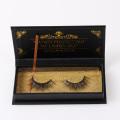 Custom logo packaging 3D Mink Lashes Wholesale False Eyelash With magnetic Box