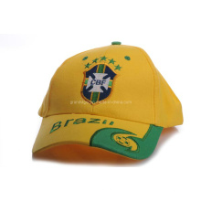 Football Cotton Sport Cap for Soccer Club
