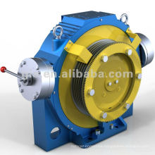 750KG,0.63m/s Permanent Magnet Synchronous Gearless Traction Machine