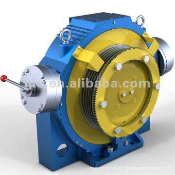 Мотор безредукторного тягового двигателя GSD-MM1